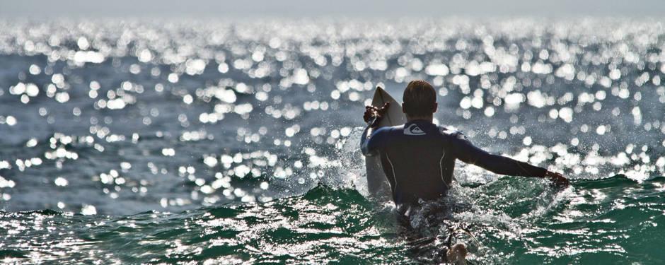 Egal ob Anfänger oder Pro - die Algarve ist eine der besten Surfregionen Europas