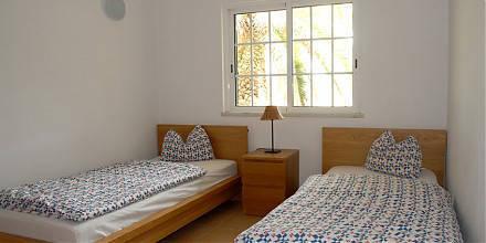 2er Zimmer im Deluxe Surfhouse Algarve