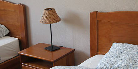 double room Deluxe Surfhouse Algarve
