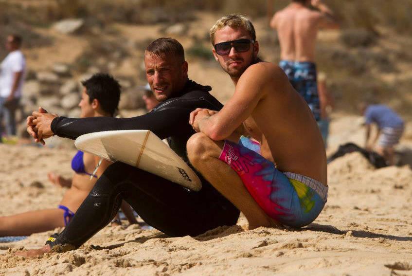 Surfcamp Portugal Deluxe Surfhouse