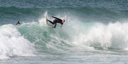 Perfect waves, Algarve, Portugal, best uncrowded surf spot in Europe, Lagos, Sagres, Arrifana, Barrels